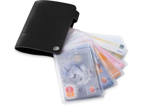Бумажник Valencia, черный