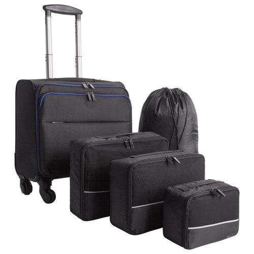 Набор inTravel: чемодан и сумки
